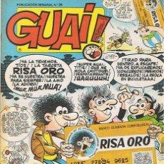 Cómics: CÓMIC GUAI! N. 26. Lote 44865935