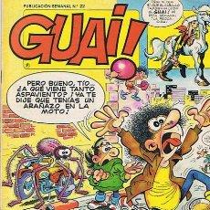Cómics: CÓMIC GUAI! N.22 . Lote 44866397