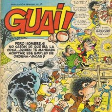 Cómics: CÓMIC GUAI! N. 13. Lote 44866418