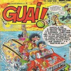 Cómics: CÓMIC GUAI! N.20 . Lote 44866558