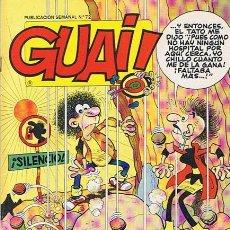 Cómics: CÓMIC GUAI! N. 72 . Lote 44866610