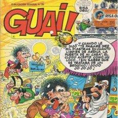 Cómics: CÓMIC GUAI! N. 33. Lote 44866642