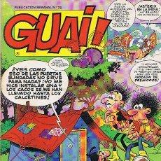 Cómics: CÓMIC GUAI! N.76 . Lote 44866702