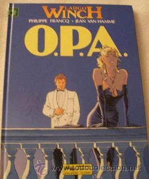 LARGO WINCH Nº 3 : O.P.A. (MEJOR PRECIO) (Tebeos y Comics - Grijalbo - Largo Winch)