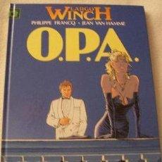 Cómics: LARGO WINCH Nº 3 : O.P.A. (MEJOR PRECIO). Lote 44942989