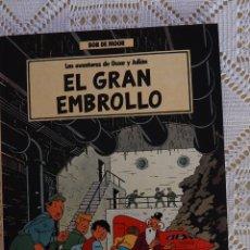 Cómics: LAS AVENTURAS DE OSCAR Y JULIAN - N. 1 - EL GRAN EMBROLLO. Lote 45152128