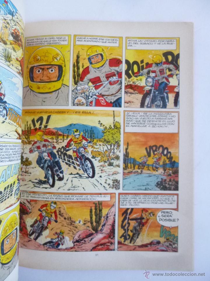 Cómics: 500 LOCOS EN CARRERA CON JULIE WOOD (JEAN GRATON) HERMANOS WOOD Nº 3 JUNIOR GRIJALBO ED. 1977 OFRT - Foto 5 - 207048695