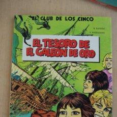 Cómics: GRIGALBO-JUNIOR.- EL CLUB DE LOS CINCO Nº 1 DE 1983. Lote 45246456