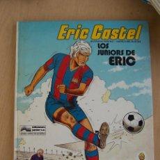 Cómics: GRIJALBO-JUNIOR.- ERIC CASTEL Nº 1 DE 1979 EN CASTELLANO. Lote 45247459