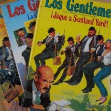 Cómics: GRIJALBO-JUNIOR.- LOS GENTLEMEN Nº 1 - 2 4 DE 1980,1981 Y 1982. Lote 45247966