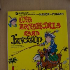 Cómics: GRIJALBO-JUNIOR.- HARUN EL PUSSAH Nº 1 DE 1990. Lote 45248893