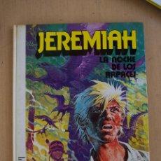 Cómics: GRIJALBO-JUNIOR.- JEREMIAH Nº 1 DE 1980. Lote 45248987