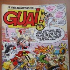 Cómics: GUAI. EXTRA NAVIDEÑO 1986. Lote 45327873