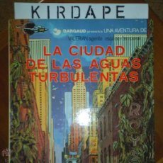 Cómics: VALERIAN. LA CIUDAD DE LAS AGUAS TURBULENTAS. Lote 45537353