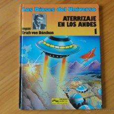 Cómics: LOS DIOSES DEL UNIVERSO 1. GRIJALBO. Lote 45582566