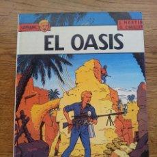 Cómics: LEFRANC Nº 7 - EL OASIS - JACQUES MARTIN Y CHAILLET - EDICIONES JUNIOR - GRIJALBO - AÑO 1987. Lote 45642877
