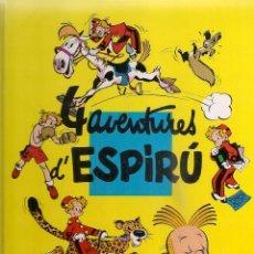 Cómics: SPIROU Nº 30. 4 AVENTURES D'ESPIRU I FANTASTIC. BCN : GRIJALBO, 1992. 30X22CM. 69 P.. Lote 45665128