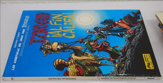 Cómics: Iznogud, Al fin califa. 1994, Comic - Foto 2 - 45692891