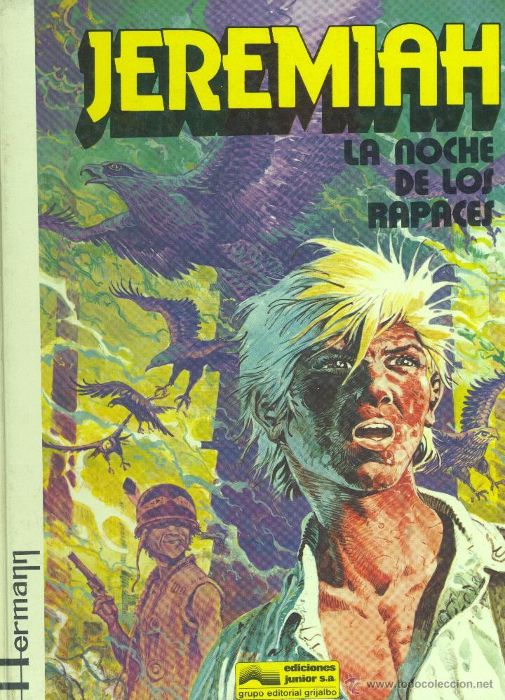 JEREMIAHNº1. GRIJALBO, 1980 (Tebeos y Comics - Grijalbo - Jeremiah)