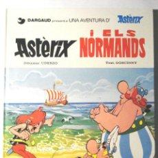 Cómics: ASTERIX I ELS NORMANDS. Lote 45717216