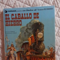 Cómics: UNA AVENTURA DEL TENIENTE BLUEBERRY N.3 EL CABALLO DE HIERRO. Lote 45723097