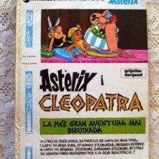 Cómics: COMIC ASTERIX I CLEOPATRA EN CATALAN. Lote 45737303
