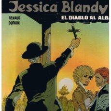 Comics : JESSICA BLANDY. Nº 3. EL DIABLO AL ALBA. RENAUD DUFAUX. JUNIOR / GRIJALBO 1985. (RF.MA)B/15. Lote 45890019