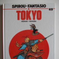 Cómics: SPIROU Y FANTASIO-TOKYO-ED.DUPUIS-Nº49-IDIOMA FRANCES-NUEVO. Lote 45894528