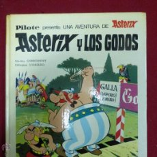 Cómics: ASTERIX Y LOS GODOS. EDITORIAL PILOTE ( BRUGUERA). EDICIÓN 1973. Lote 45974861