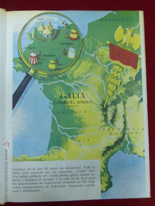 Cómics: ASTERIX Y LOS GODOS. EDITORIAL PILOTE ( BRUGUERA). EDICIÓN 1973 - Foto 4 - 45974861