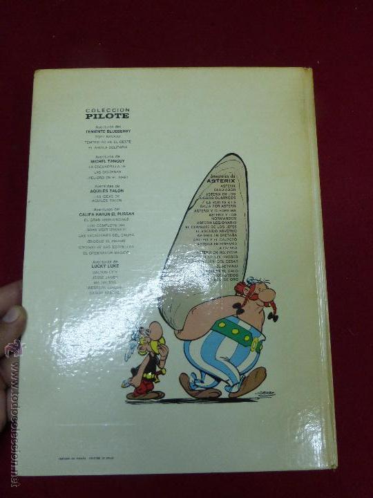 Cómics: ASTERIX Y LOS GODOS. EDITORIAL PILOTE ( BRUGUERA). EDICIÓN 1973 - Foto 6 - 45974861