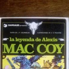 Cómics: LA LEYENDA DE ALEXIS MAC COY, GRIJALBO JUNIOR. Lote 45999777