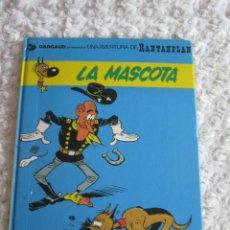 Cómics: UNA AVENTURA DE RANTANPLAN - LA MASCOTA N. 1 - CATALA. Lote 46038954