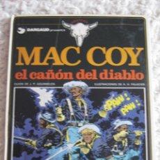 Cómics: MAC COY - EL CAÑON DEL DIABLO N. 9. Lote 46045003