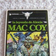 Cómics: MAC COY - LA LEYENDA DE ALEXIS N. 1. Lote 46045111