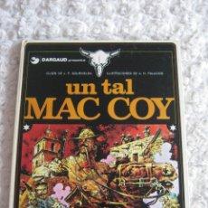 Cómics: MAC COY - UN TAL MAC COY N. 2. Lote 46045245