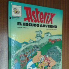 Cómics: ASTERIX Nº 11: EL ESCUDO ARVERNO / GOSCINY - UDERZO / GRIJALBO - DARGAUD 1980. Lote 46075746