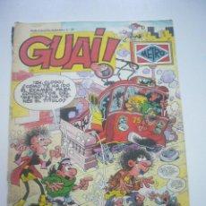 Cómics: GUAI! Nº 39 GRIJALBO 1986 RAF IBANEZ FRANQUIN E10. Lote 46122078