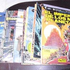 Cómics: VALERIAN. LOTE 14 NROS. CORRELATIVOS DEL 1 AL 14. JUNIOR / GRIJALBO 1978. (RF.MA). Lote 46133017