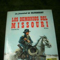 Cómics: TEBEO- LOS DEMONIOS DEL MISSOURI Nº 25- EDICIONES JUNIOR-GRIJALBO AÑO 1985-CA16. Lote 46183786