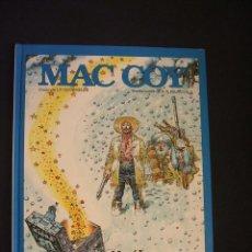 Cómics: MAC COY - Nº 18 - EL BAUL DE LOS SORTILEGIOS - GRIJALBO - . Lote 46206546