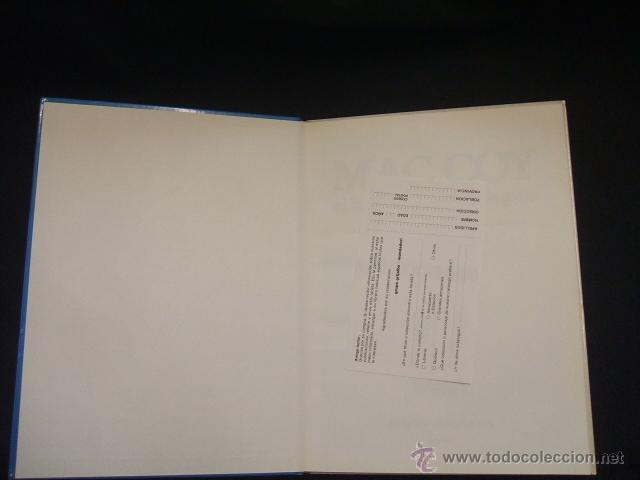 Cómics: MAC COY - Nº 18 - EL BAUL DE LOS SORTILEGIOS - GRIJALBO - - Foto 2 - 46206546