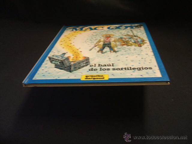 Cómics: MAC COY - Nº 18 - EL BAUL DE LOS SORTILEGIOS - GRIJALBO - - Foto 12 - 46206546