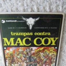 Cómics: MAC COY - TRAMPAS CONTRA MAC COY N. 3. Lote 46291158