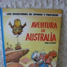Comics : LAS AVENTURAS DE SPIROU Y FANTASIO - AVENTURA EN AUSTRALIA N. 20. Lote 50763092