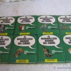 Cómics: EL MARAVILLOSO MUNDO DEL COMIC. Lote 46295750