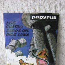 Cómics: PAPYRUS - LOS CUATRO DEDOS DEL DIOS LUNA N. 6. Lote 47052149