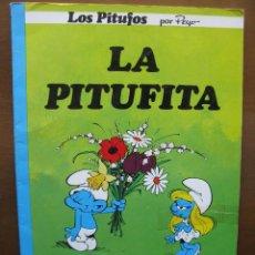 Cómics: LA PITUFITA. LOS PITUFOS Nº 6. POR PEYO. EDICIONES JUNIOR S.A. GRUPO EDITORIAL GRIJALBO. 1984. Lote 46330814