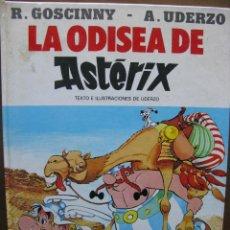 Cómics: LA ODISEA DE ASTÉRIX. Nº 26. R. GOSCINNY - A. UDERZO. EDICIONES JUNIOR S.A. EDITORIAL GRIJALBO. 1981. Lote 46331094