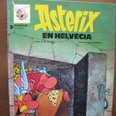 Cómics: ASTÉRIX EN HELVECIA. Nº 16. GOSCINNY - UDERZO. GRIJALBO/DARGAUD. 1991. Lote 46331443